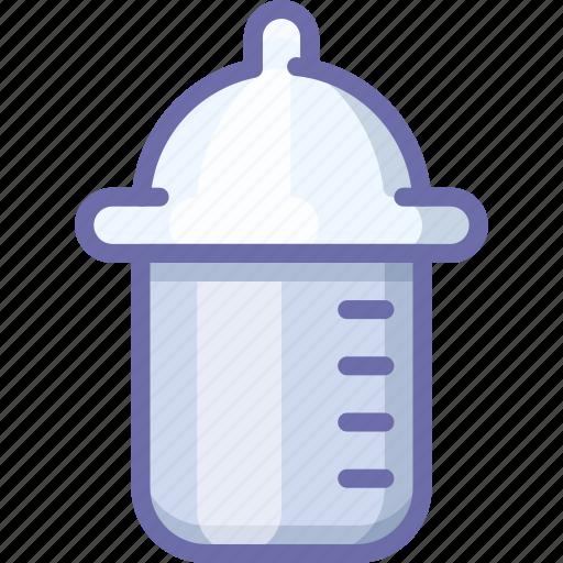 baby, bottle, infant icon