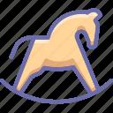 horse, toy, hobbyhorse