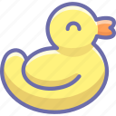 baby, bath, toy, rubberduck, duck