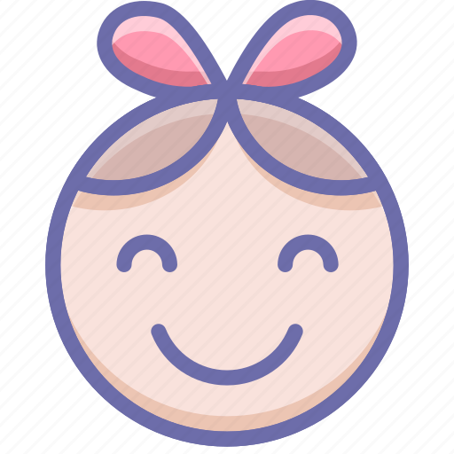 Baby, child, girl icon - Download on Iconfinder