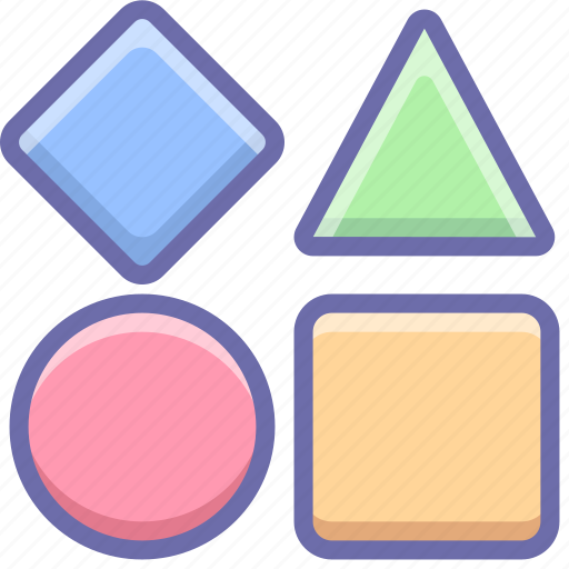 Bricks, geometric, shapes, toy icon - Download on Iconfinder