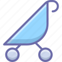 baby, buggy, cane, stroller