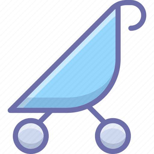 Baby, buggy, cane, stroller icon - Download on Iconfinder