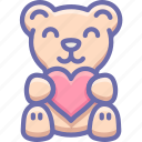 toy, teddy, bear, baby