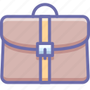 briefcase, business, suitcase