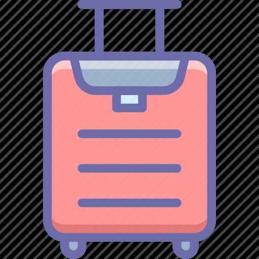 baggage, luggage, travel icon