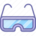 glasses, lab, laboratory, sport icon