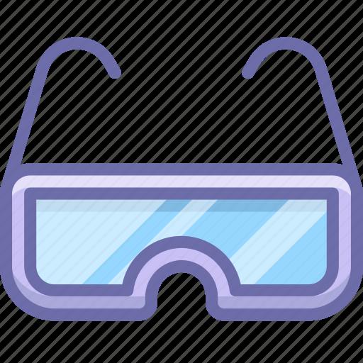 glasses, lab, laboratory, sport icon