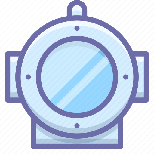 Diving, helm, marine icon - Download on Iconfinder