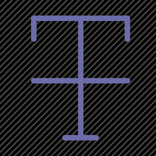font, format, strike icon