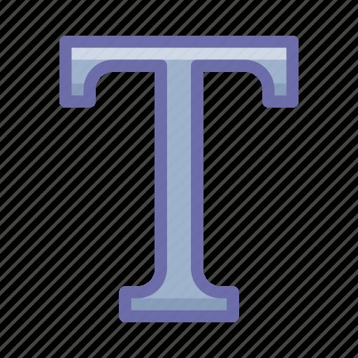 bold, semibold, text icon