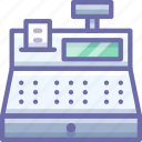 cashbox, cashier, shop icon