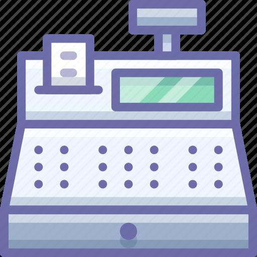 Cashier, shop, cashbox icon - Download on Iconfinder