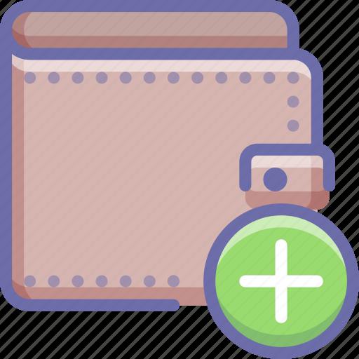 money, new, wallet icon