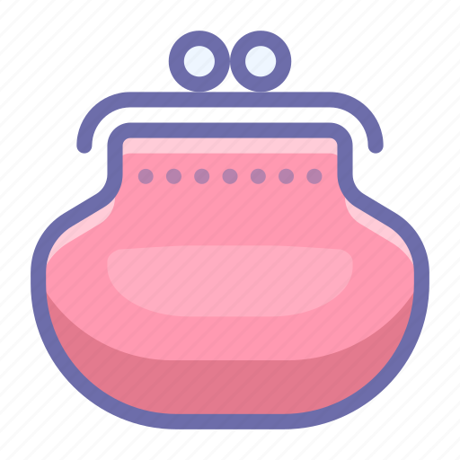 money, payment, purse, wallet icon