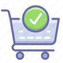buy, cart, checkout icon