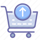 checkout, ecommerce, shopping cart icon