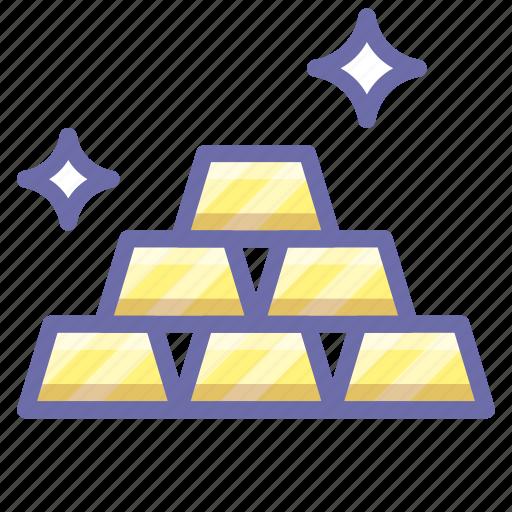 finance, gold, money icon