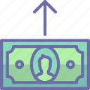 cash, finance, money icon