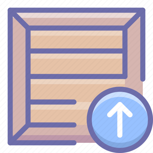 Box, product, upload icon - Download on Iconfinder