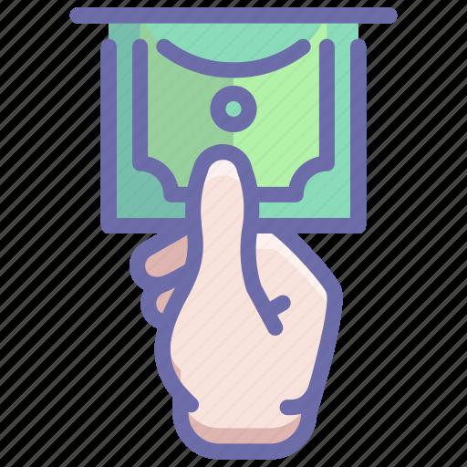 Atm, cash, money icon - Download on Iconfinder on Iconfinder