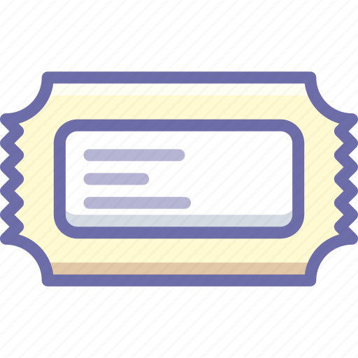 show, theater, ticket icon