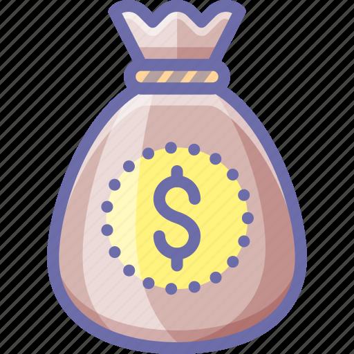 Bag, money icon - Download on Iconfinder on Iconfinder