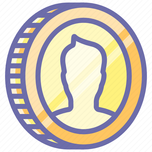 Coin, money, tails icon - Download on Iconfinder
