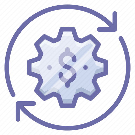 budget, business, process icon