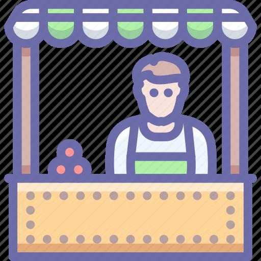 cashier, market, shop icon