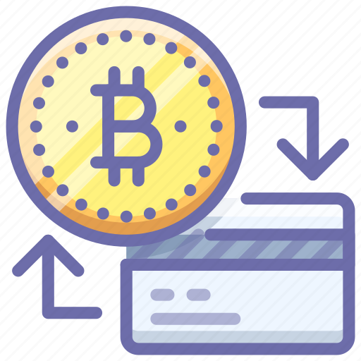 Bitcoin, card, money icon - Download on Iconfinder