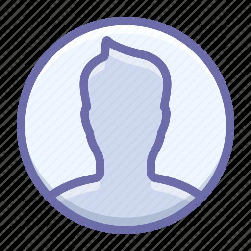 Avatar, man, round, user icon - Download on Iconfinder