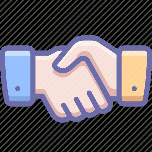 hands, handshake, partner icon