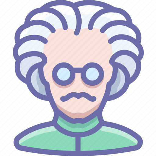 Doctor, professor, scientist icon - Download on Iconfinder