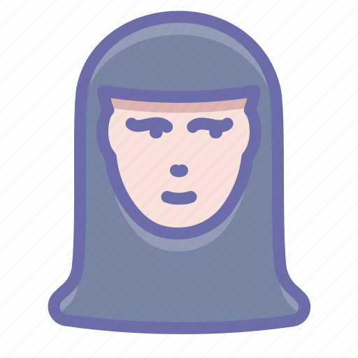 Nun, sister, woman icon - Download on Iconfinder