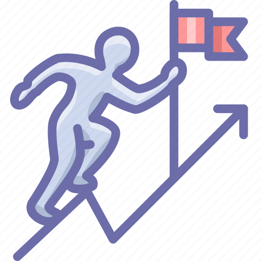 Business, goal, achievement icon - Download on Iconfinder