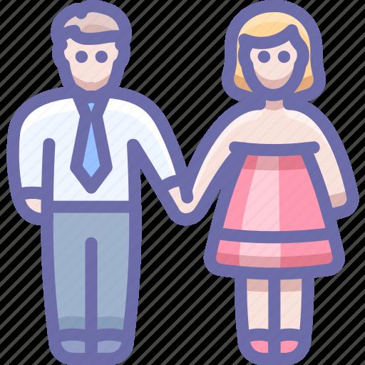 couple, family, man, woman icon