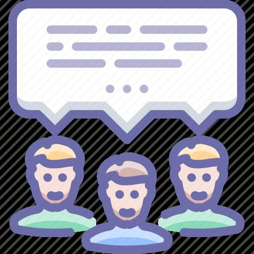 communication, message, team icon