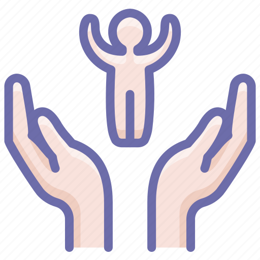 Care, child, hands icon - Download on Iconfinder