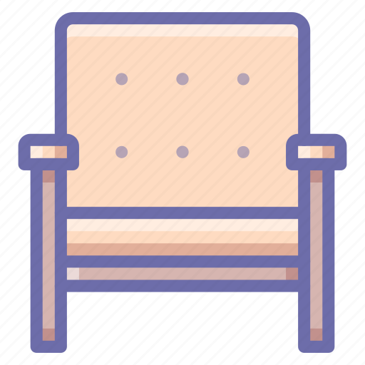 Armchair, chair icon - Download on Iconfinder on Iconfinder