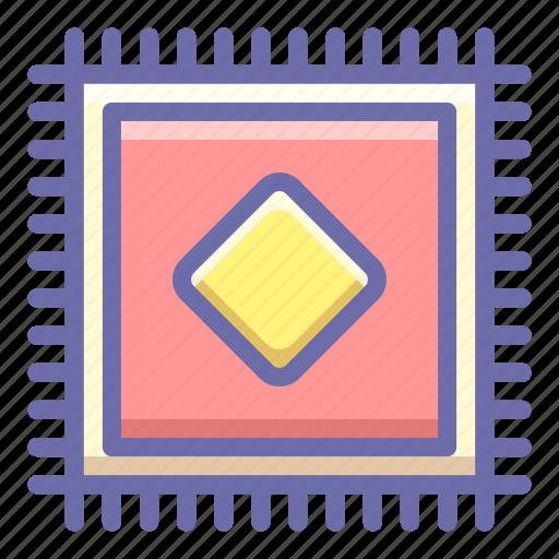 carpet, rug icon