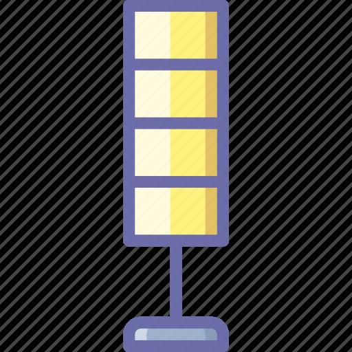 interior, lamp, light icon