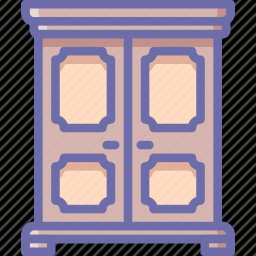 household, interior, wardrobe icon