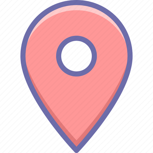 Gps, location, pin icon - Download on Iconfinder
