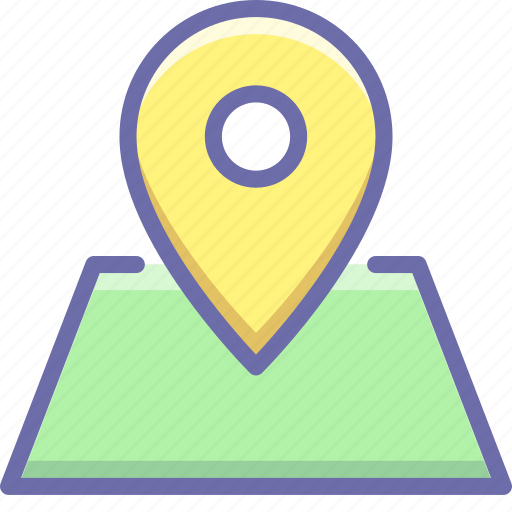 Location, marker, pin icon - Download on Iconfinder