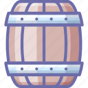 barrel, beer