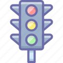 lights, road, rules, traffic, transport icon