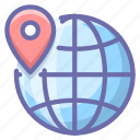 geo, location, pin icon