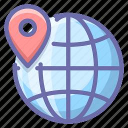 geo, location, pin icon
