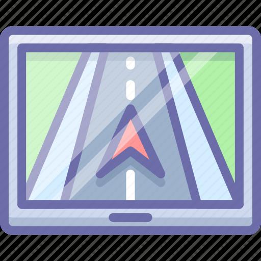 Gps, map, navigation icon - Download on Iconfinder